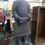 Terra Cotta Warrior repair