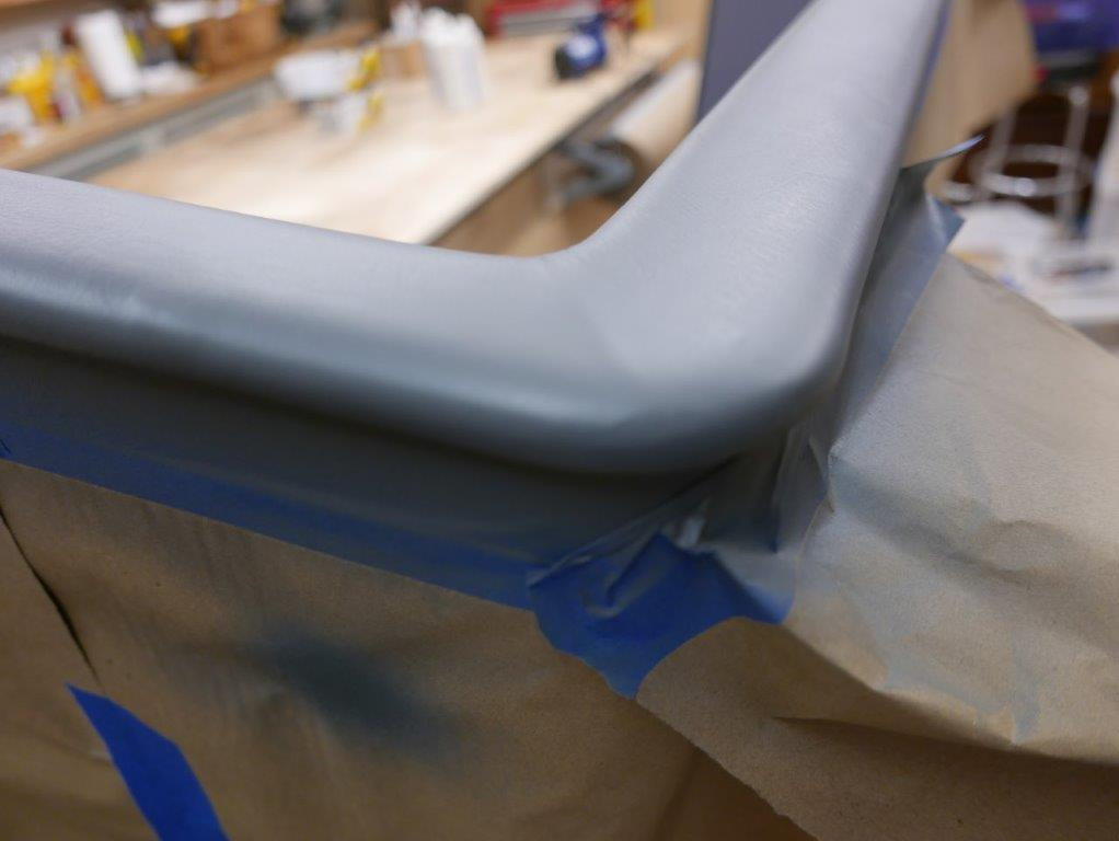 Leather furniture repair ray spencer enterprises for Furniture repair seattle