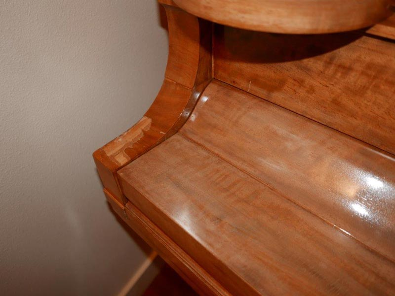 Polyester Piano Finishes Ray Spencer Enterprises