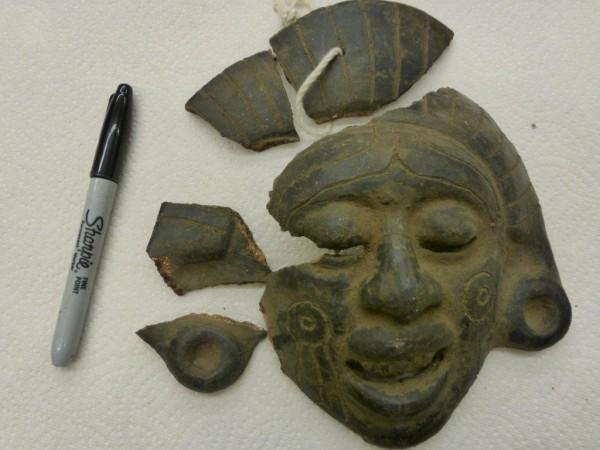 Broken Mask Restoration