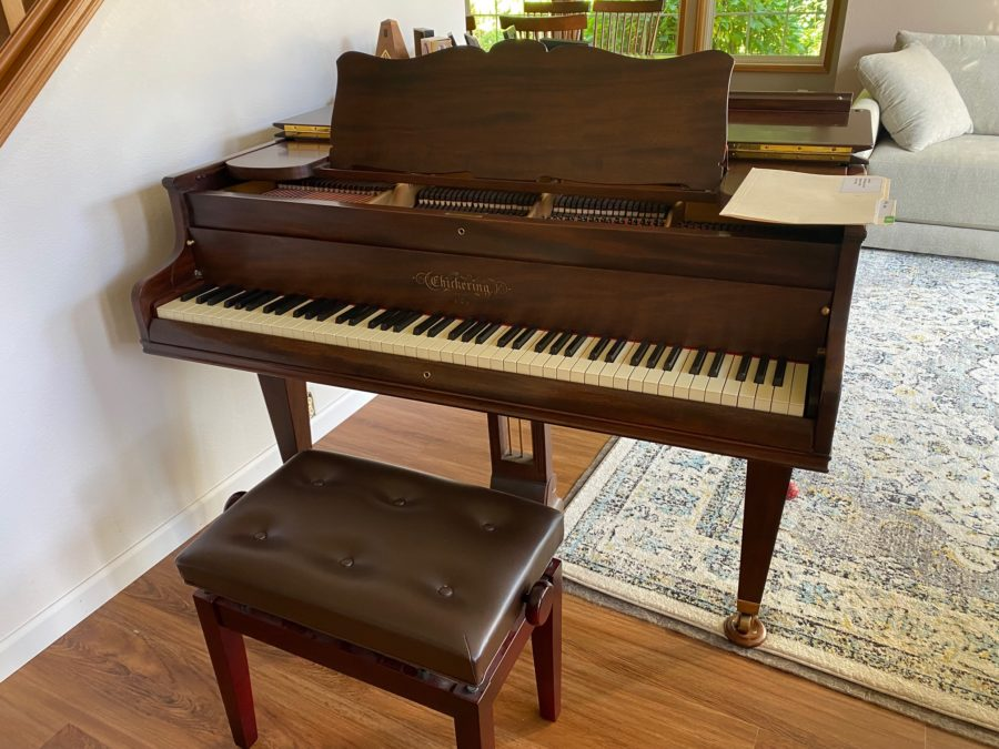 CHICKERING PIANO REPAIR IN EDMONDS